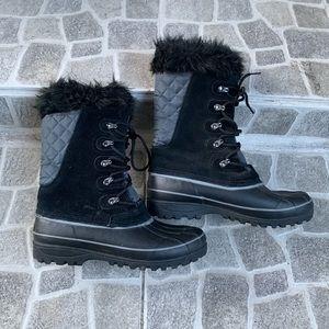 KHOMBU Boots Size:10